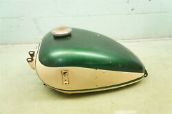 1957 Harley Sportster Xlh 900 Xlh900 Gas Tank Stock Paint Wow