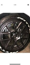 20inch Oem Factory Dodge Challenger Charger Scat Pack Wheels Rims