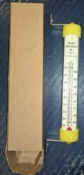 Everly Implement Thermometer Everly, Iowa New