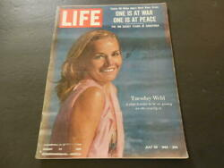 Life Jul 26 1963 Race Cirsis (Then Not Now); Human Body Spare Parts    ID:12393