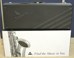 New Antigua Ts2150lq Tenor Saxophone With Brass Lacquered Keys