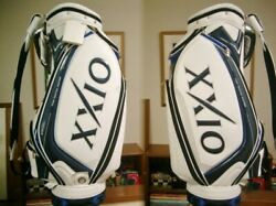 Xxio Limited Model Active Design Synthetic Leather Enamel White Navy Blue Golf