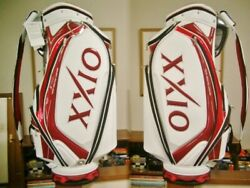 Rarity Xxio Limited Model Active Design Synthetic Leather Enamel White Red Golf