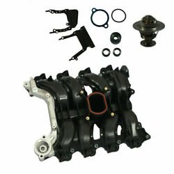 Intake Manifold With Gasket Thermostat Fits 1996 To 2000 Mercury Grand Marquis