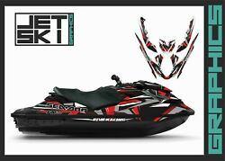 Seadoo Rxp Rxpx 260 For 2014-2015 Graphics Kit Decals Set Stickers Wrap Vinyl