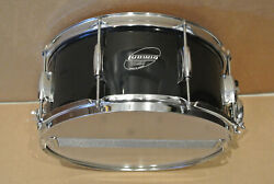 LUDWIG ACCENT COMBO 14X6.5quot; BLACK SNARE DRUM for YOUR DRUM SET LOT #G9