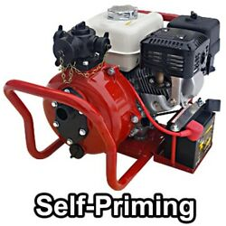 Centrifugal Fire Pump - 4500 Gph - 155 Psi - 1.5 In And Multi Discharge - 6 Hp