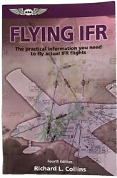 Flying Ifr By Richard Collins Isbn 1-56027-385-2 Asa-fly-ifr