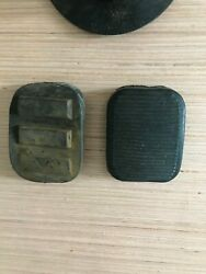 Mga 1500 Or 1600 Rubber Parts - Pedal Pads Original And Replacement