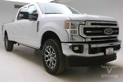 2020 Ford F-350  2020 Navigation Heated Cooled Leather Bluetooth V8 EFI Vernon Auto Group