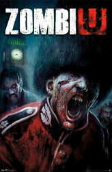 315948 Zombiu London Video Game Zombie Apocalypse U Wii Wall Print Poster