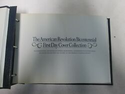 American Revolution Bicentennial First Day Cover Selection