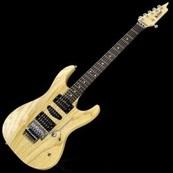 New Killer Kg-scary Nat/e Electric Guitar From Japan