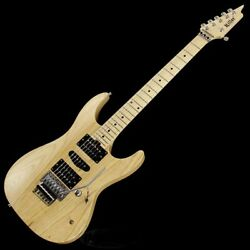 New Killer Kg-scary Nat/m Electric Guitar From Japan