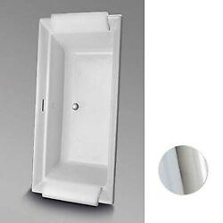 Toto Aby626n01dcp Acrylic Aimes Soaker Tub Cotton/polished Chrome