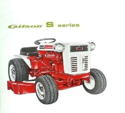 Gilson Montgomery Ward Tractor Operation Parts Manuals 450 Pgs W Mower And Tiller