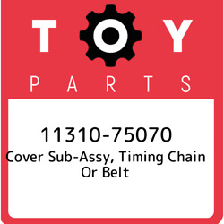 11310-75070 Toyota Cover
