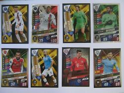 Match Attax 101 2020 Choose Special Insert Cards Inc Limited Edition And Foils