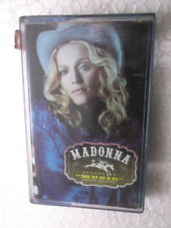 Madonna Music 2001 Donand039t Tell Me Rare Cassette Tape India Indian Orig Edition