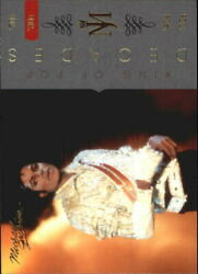2011 Michael Jackson Gold #140 In 1984 Michael set a record 500 $5.40