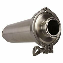 Inline Strainer | Tri Clamp 2 Inch - Stainless Steel Ss304