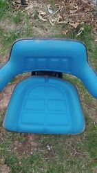 New Holland 7610s Tractor Seat