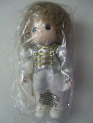 Precious Moments 1998 Drum Major Strike Up The Band Doll