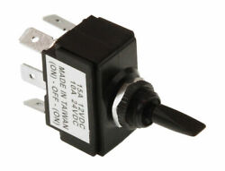 Toggle Switch On-off-on 12v/15a 6 P 30165perekljuch
