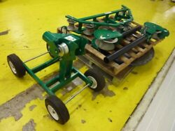 Generic 36 Right Angle Conveyor Sheave Set Sheave472 Appears New 67472
