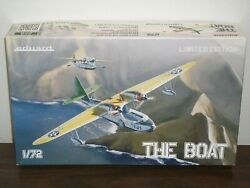 Eduard 172 Scale The Boat Sikorsky JRS-1 - Limited Edition + Extras