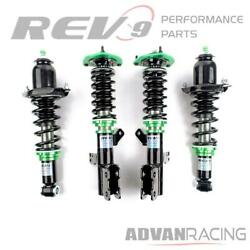 Hyper-street One Lowering Kit Adjustable Coilovers For Toyota Corolla 03-08