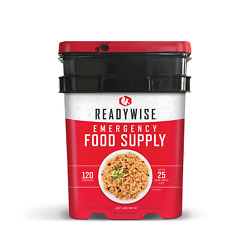 In Stock Wise Foods 120 Servings Freeze Dried Entree Meal Rations 25 Year Life
