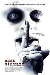 309488 Dead Silence Movie Intl Donnie Wahlberg Wall Print Poster Ca