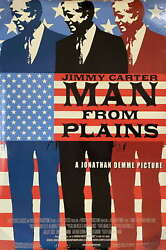 313923 Jimmy Carter Man From Plains Movie Jonathan Demme Wall Print Poster Ca