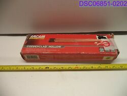 Qty = 1 Pack Of 50 Arcair Copperclad Hollow 7/16 , 1/2 P/n 22053003hc