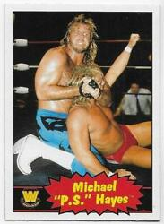 2012 Topps Heritage Wwe 90 Michael P.s. Hayes