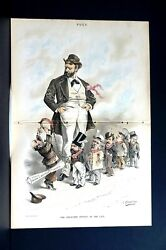 Independent Democracy 1892 Hill's Bosses Brooklyn Albany Dutchess County Puck