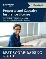 Property And Casualty Insurance License Exam Study Guide 2020-2021 Pandc Exam Pre