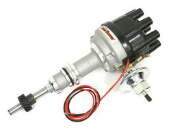 Pertronix Cast Stock Look Ford Sb Distributor D134600 With Ignitor