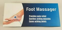 Hidow Foot Massager With Box Pain Relief For Aching Muscles And Joints Use W Tens
