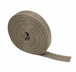 Accel Motorcycle 2001mw Exhaust Wrap - Matrix Wrap - 1 In. X 50 Ft.