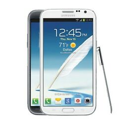 Samsung I605 Galaxy Note 2 Verizon 4g Lte 16gb Android Smartphone - Excellent