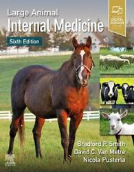 Large Animal Internal Medicine 6th Edition By Smith English Hardcover Book Fre