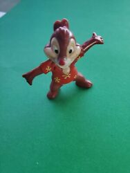 Chip And Dale Vintage Rescue Rangers Figurine