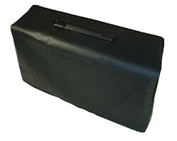 Paul Lamb 1x12 Open Back Cabinet - Black Vinyl Cover W/optional Piping Pall001