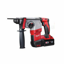 [milwaukee] Sds - Plus Rechargeable Rotary Hammer Drill - M18 Hd18 Hx-402c18v