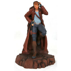 Guardians Of The Galaxy - Star-lord Comic Marvel Gallery 9 Pvc Diorama Statue