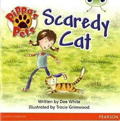 Bug Club Yellow B Pippaand039s Pets Scaredy Cat 6-pack By White Dee New Book Free