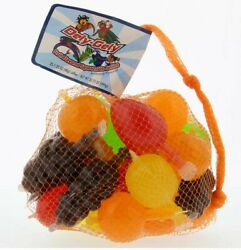 Dely Gely 25ct Bag Squeezable Jellies Candy Tik Tok Famous Fruit Jelly