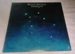 Willie Nelson Stardust LP Columbia Georgia On My Mind Blue Skies September Song